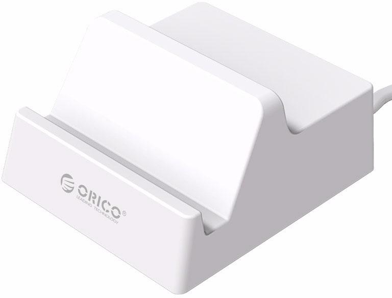 Orico CHK-4U - зарядное устройство-подставка (White)