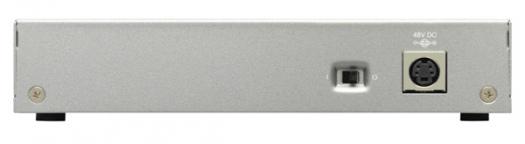 Cisco SG100D-08 8-port Gigabit PoE Desktop Switch - управляемый коммутатор