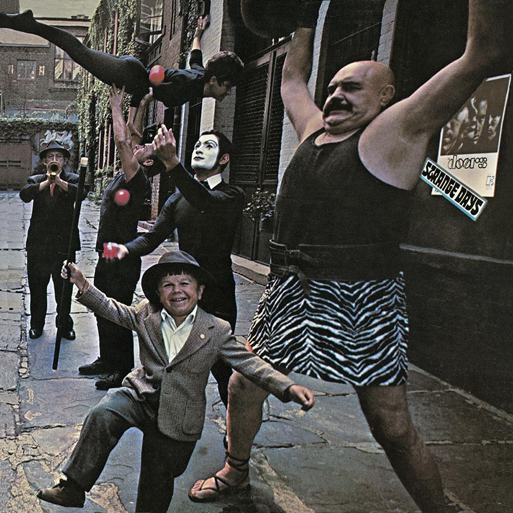 The DoorsВиниловые пластинки<br>Виниловая пластинка<br>
