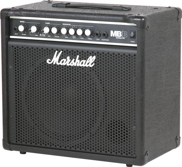 Marshall MB30 Bass Combo - гитарный комбоусилитель (Black)