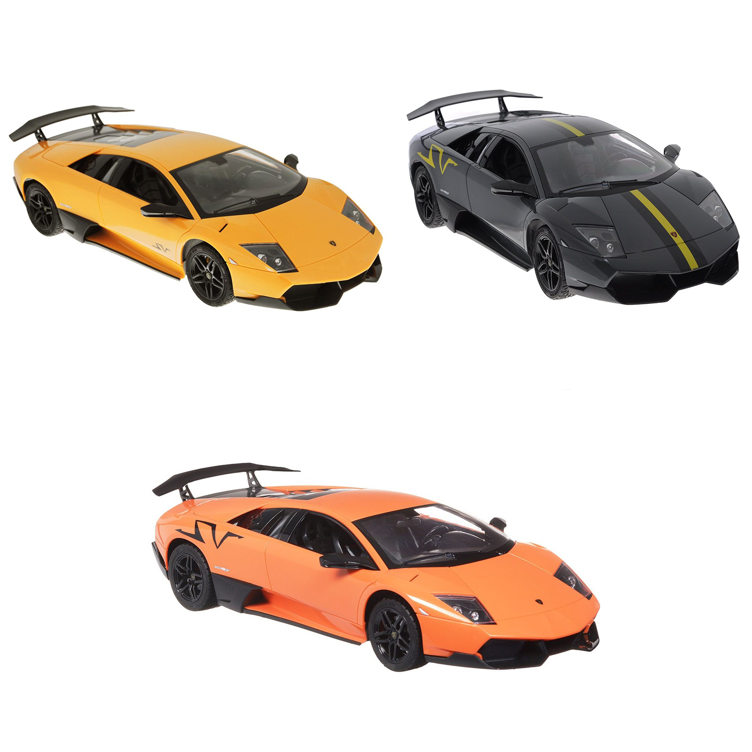 Top Gear Lamborghini