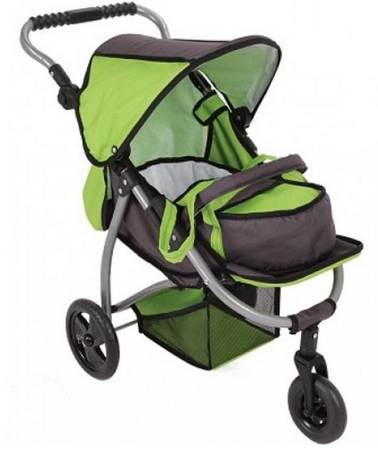 Wakart Анна (90100197981) - коляска для кукол (Green) от iCover