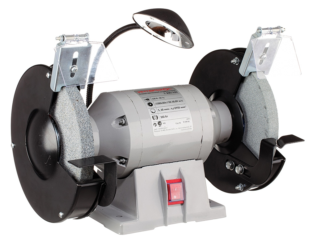 Электроточило Интерскол Т-200/350 (91.1.0.00) Т-200/350 91.1.0.00