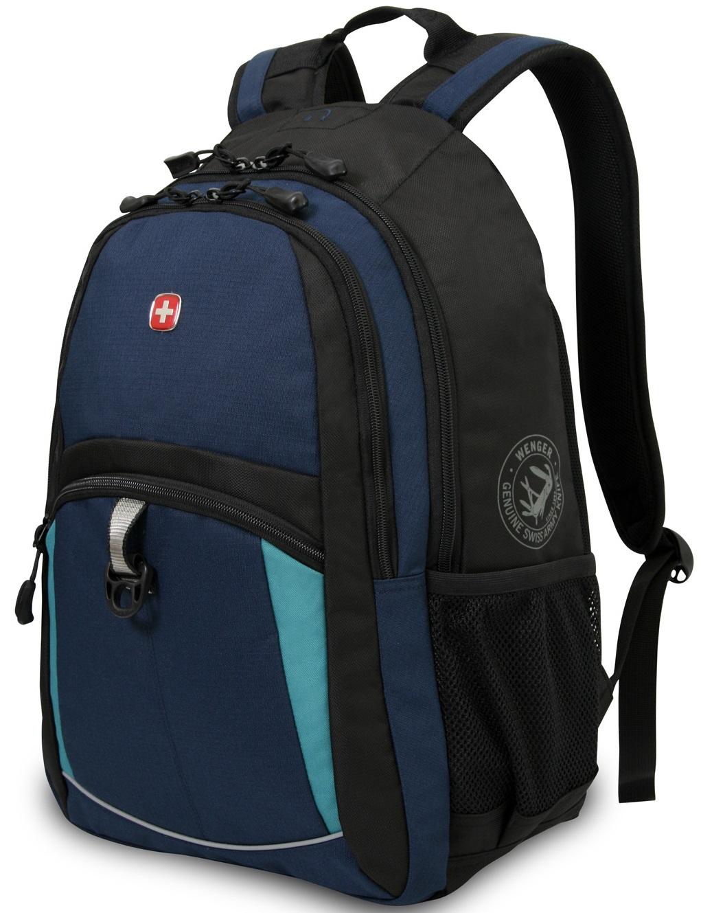 Wenger 3191203408 - рюкзак (Blue/Black)
