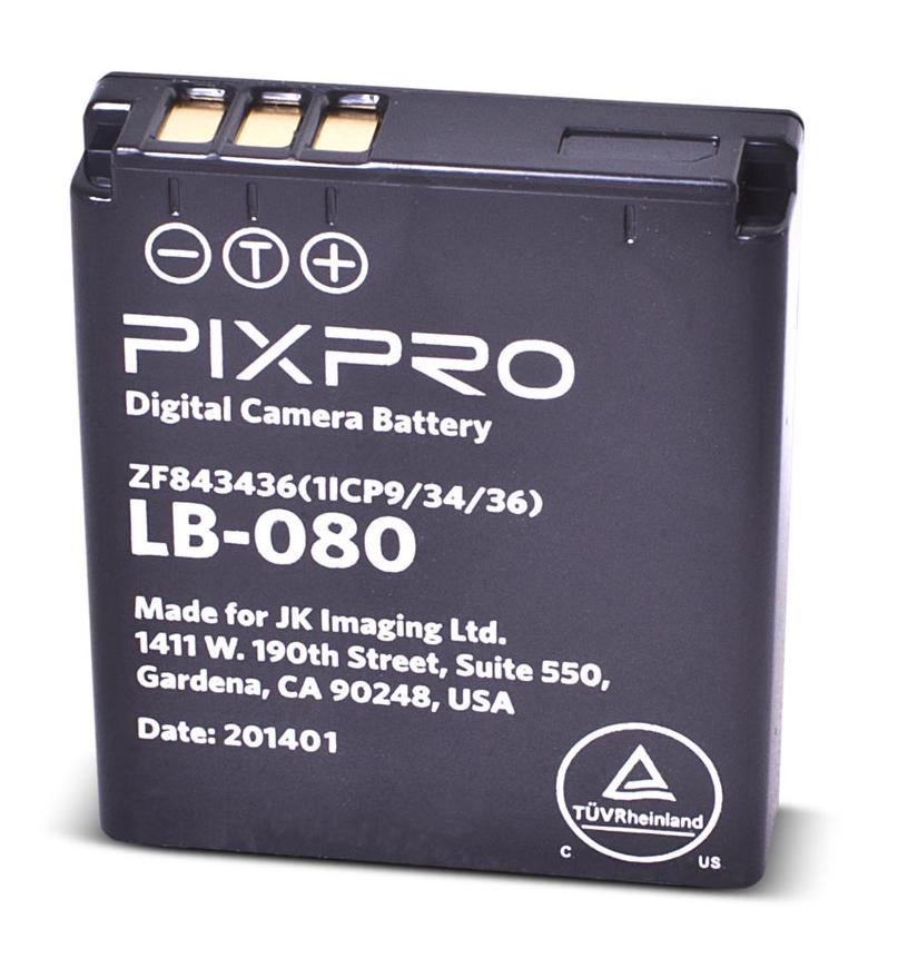 PixPro 1250 mAh