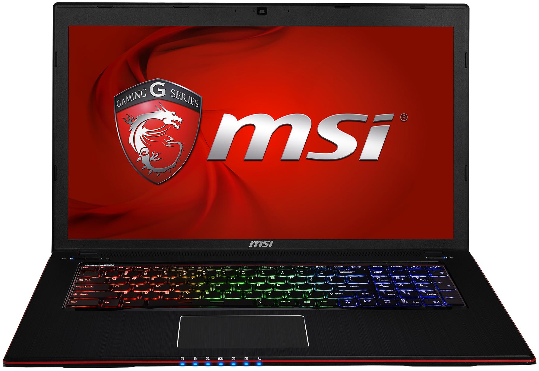 "Ноутбук MSI GE70 2QE Apache Pro MS-1759 17.3"", Intel Core i5-4210H 2.9GHz, 8Gb, 1Tb HDD (9S7-175912-876)"