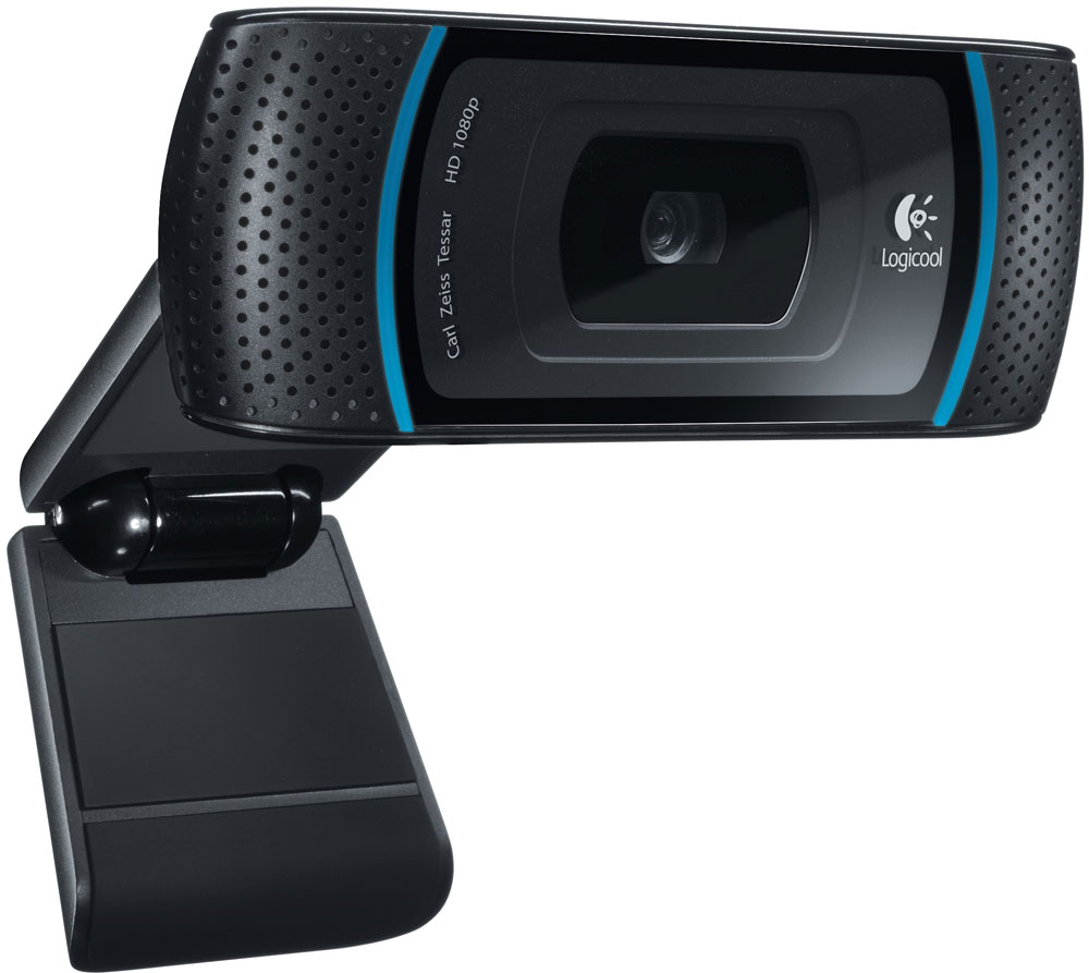 Logitech Webcam HD B910 960-000684