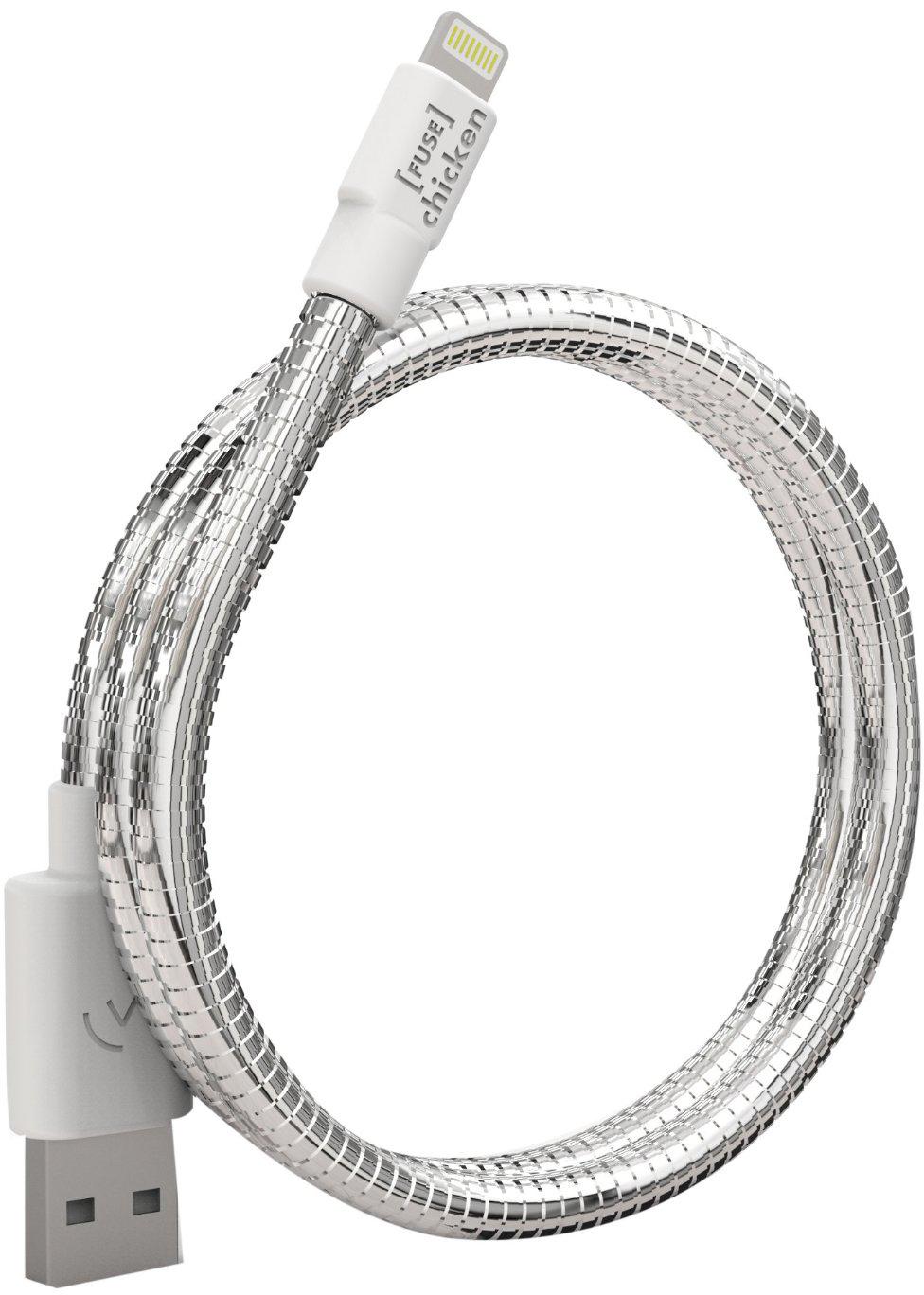 Fuse Chicken Titan Travel (IHC-100) - кабель Lightning (Silver)