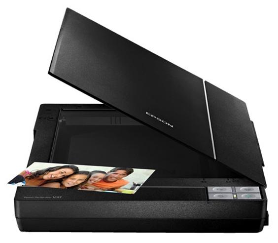 Epson Perfection V37 - сканер планшетный