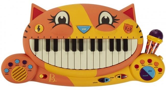 Battat B. Dot 68612 - мини-пианино