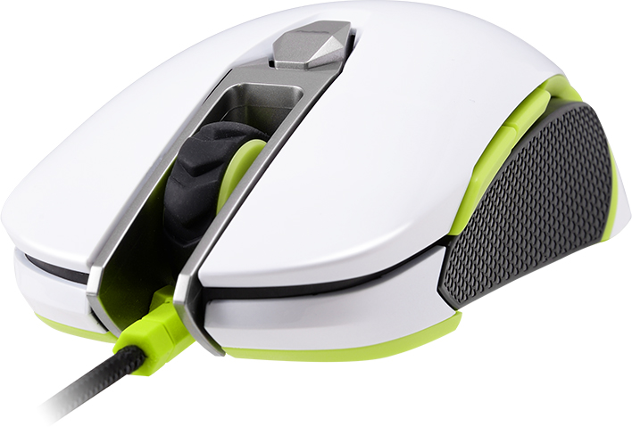 Cougar 450M - проводная мышь (White)