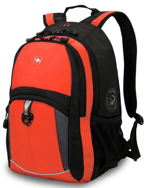 Wenger 3191207408 - рюкзак (Orange/Black)