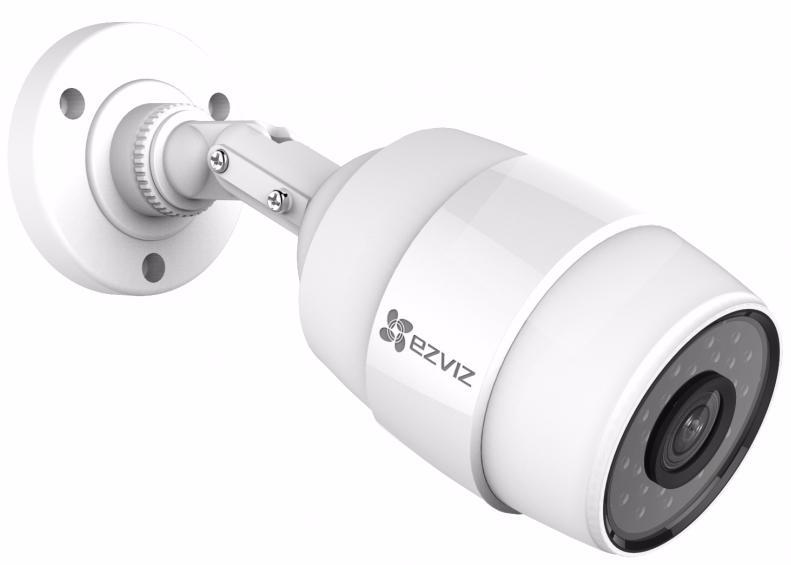 Ezviz C2C Wi-Fi (CS-CV216-A0-31WFR) - уличная IP-камера (White)