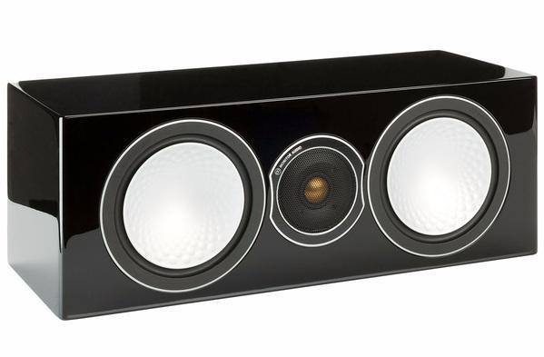 Monitor Audio Silver Centre (5060028970810) - центральный канал (Black Gloss)