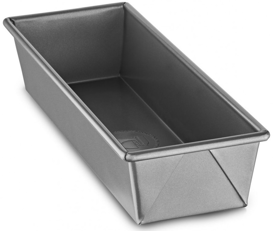 KitchenAid Professional-Grade Nonstick 12x4x2.5 Snacking Loaf Pan KBNSO12SF