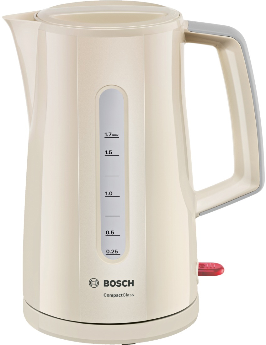 Bosch TWK 3A017 - чайник электрический (Cream)