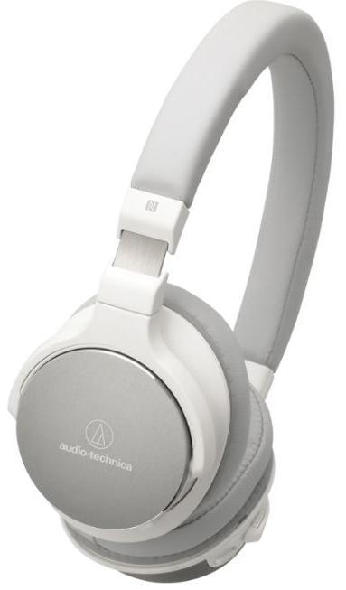 Audio-Technica ATH-SR5BT - накладные беспроводные наушники (White)