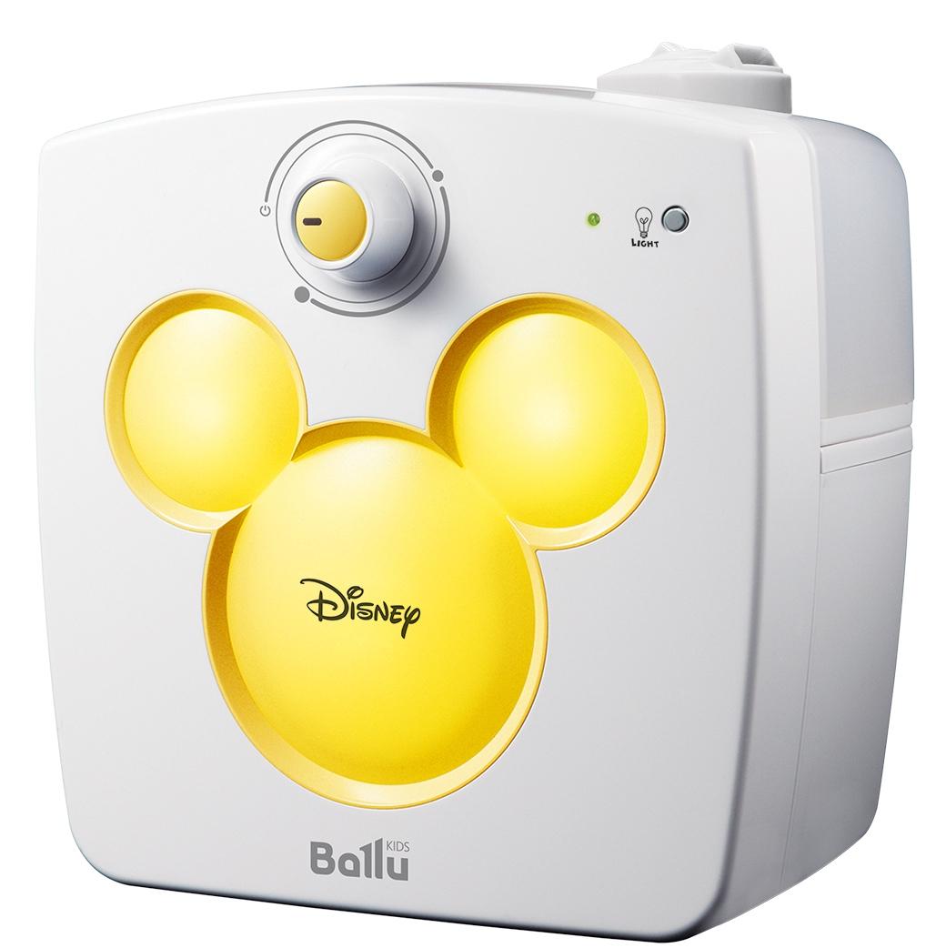 Ballu Disney UHB-240 - ультразвуковой увлажнитель воздуха (Yellow)