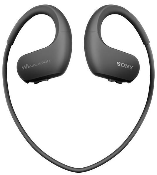 Sony NW-WS413 4 Gb - водонепроницаемый mp3-плеер (Black)