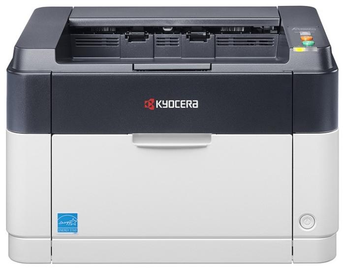 Kyocera FS-1060DN (1102M33RUV) - лазерный принтер (Black/White)