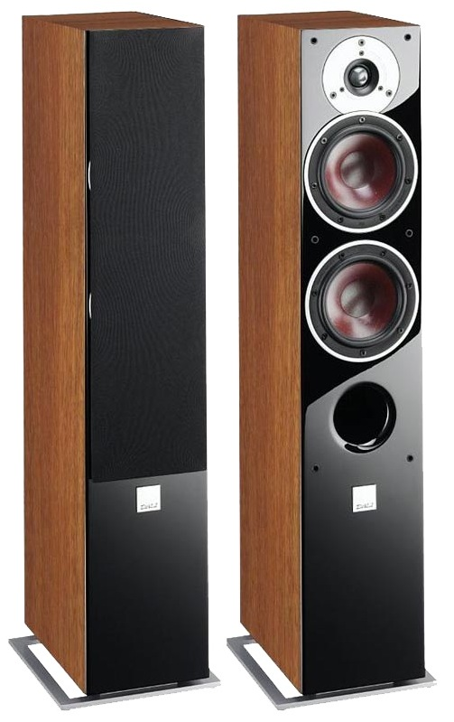 Dali Zensor 5 (20843) - напольная акустическая система (Light Walnut)