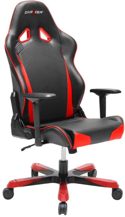 DXRacer OH/TS29/NR - компьютерное кресло (Black/Red)