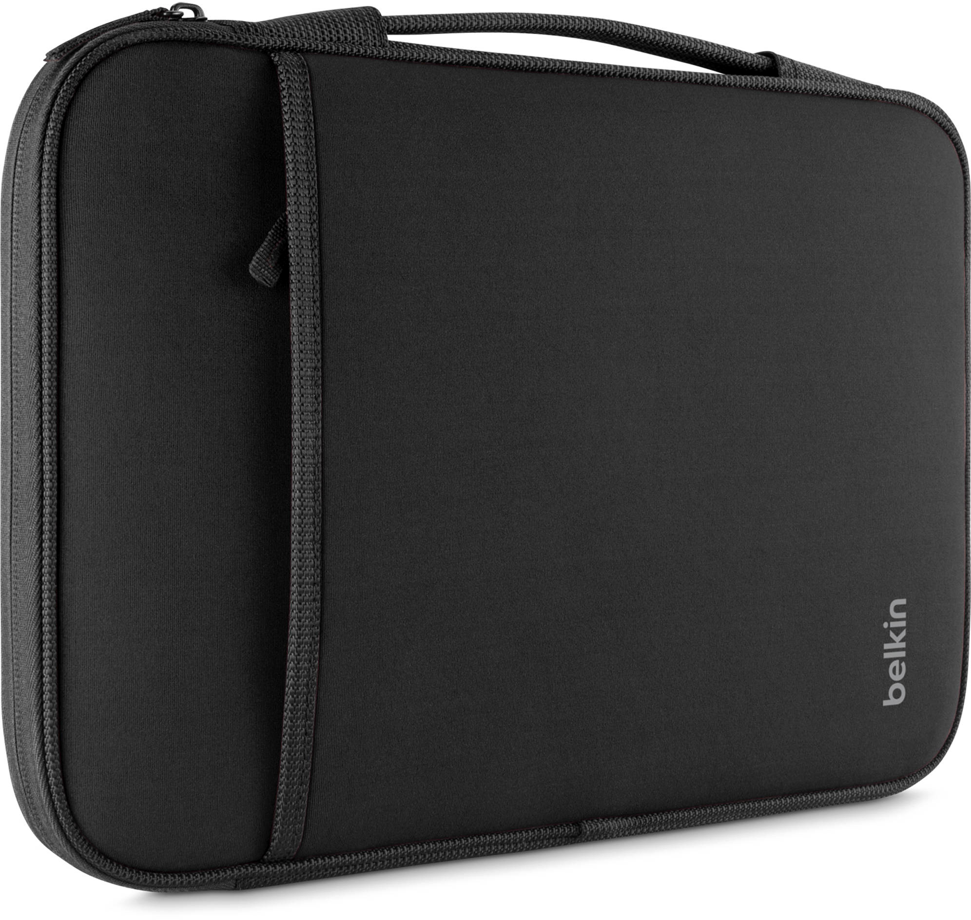 "все цены на  Belkin Cover/Sleeve (B2B075-C00) - сумка для ноутбука 14"" (Black)  онлайн"