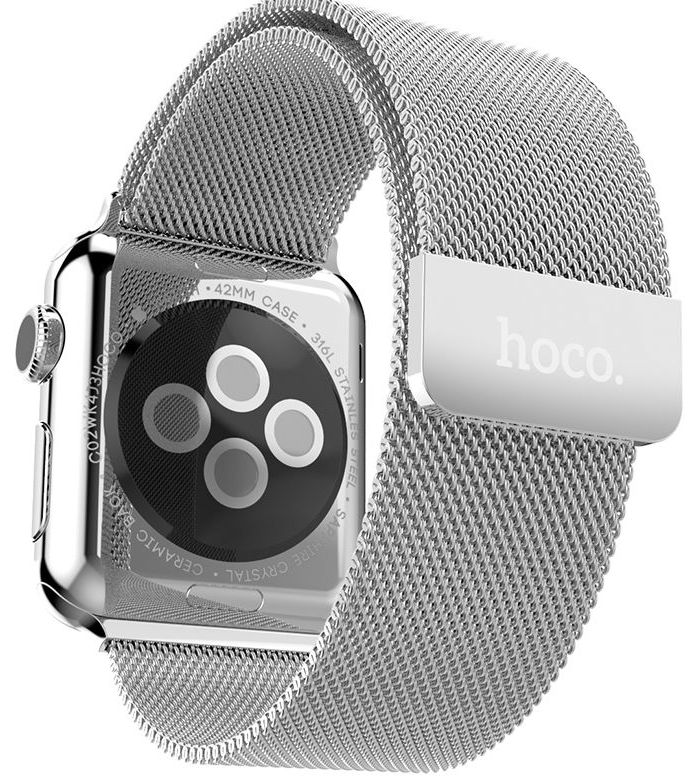 Milanese LoopАксессуары к Apple Watch<br>Миланский сетчатый браслет<br>