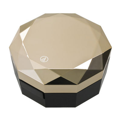 Audio-Technica AT-SPF30 GD - портативная мини-колонка (Gold)