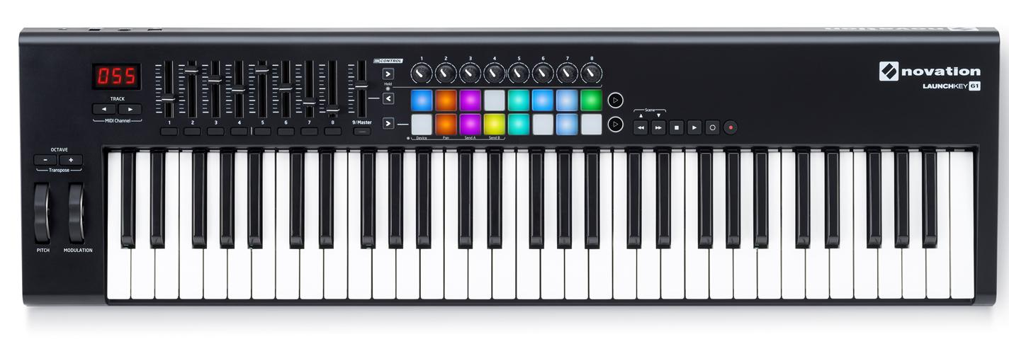 Novation Launchkey 61 MK2 A059777