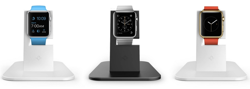 Подставка Twelve South HiRise для Apple Watch (Black)