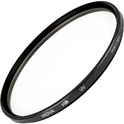 Светофильтр Hoya UV HD 58mm (Black)