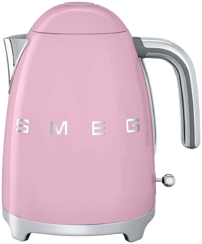 Smeg KLF02PKEU - чайник электрический (Pink) стул esf fl 05 белый 4 шт