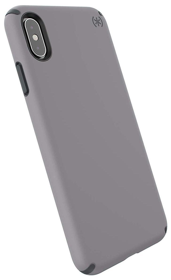 Чехол Speck Presidio Pro (119393-7684) для iPhone Xs Max (Filigree Grey/Slate Grey)