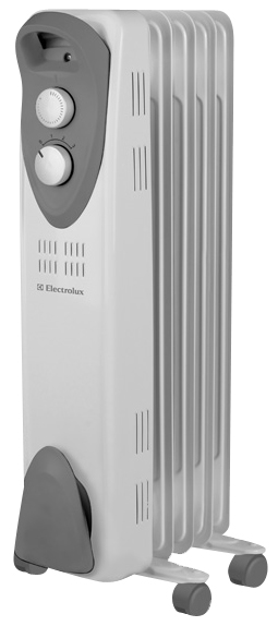 Electrolux EOH/M-3105 - масляный радиатор (White)