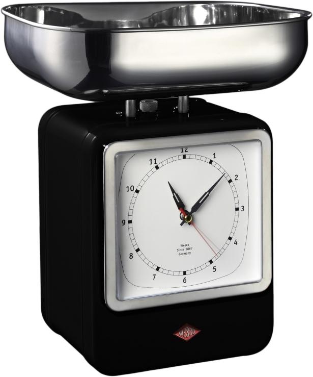Wesco 322204-62 - кухонные весы (Black)