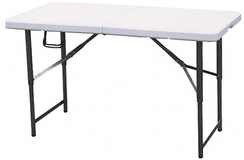 Green Glade F122 - складной стол (White) от iCover