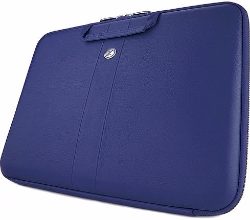 Сумка Cozistyle Smart Sleeve для MacBook 13'' (CLNR1302) Nevy Blue Leather