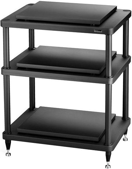 Solidsteel S5-3 - стойка для аудио-видео оборудования (Black)
