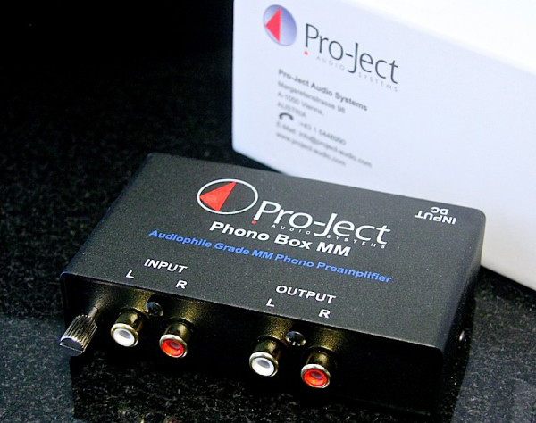 Pro-Ject Audio System Phono Box