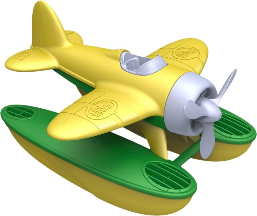 Green Toys 70436 - гидроплан (Yellow) от iCover
