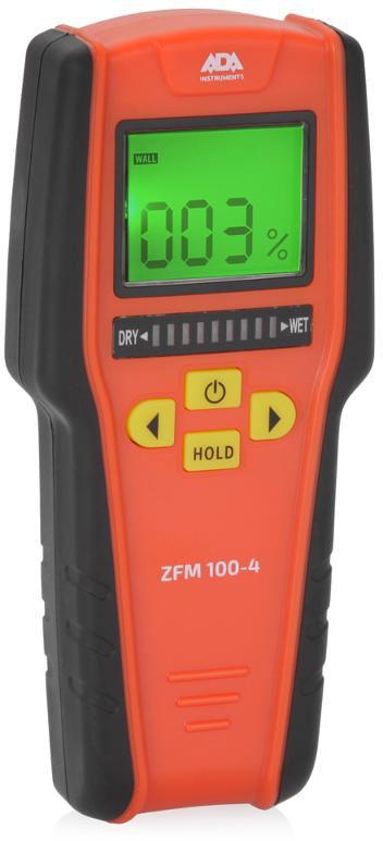 ADA ZFM 100-4 (А00397) - измеритель влажности (Red/Black)