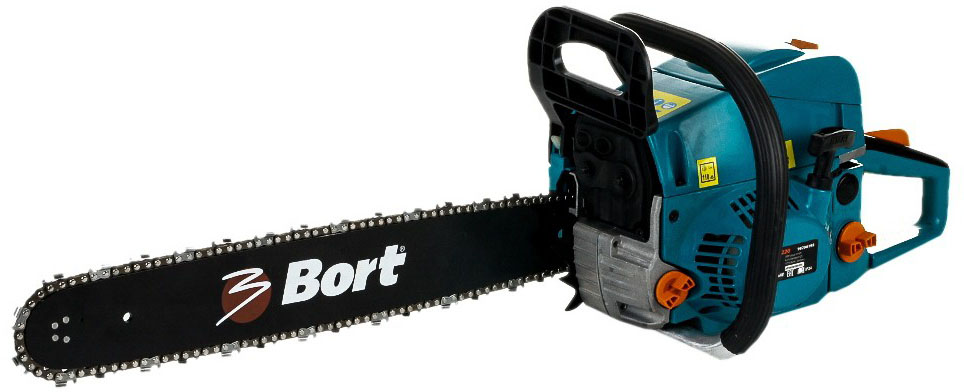 Бензопила Bort BBK-2220 (98296198) от iCover