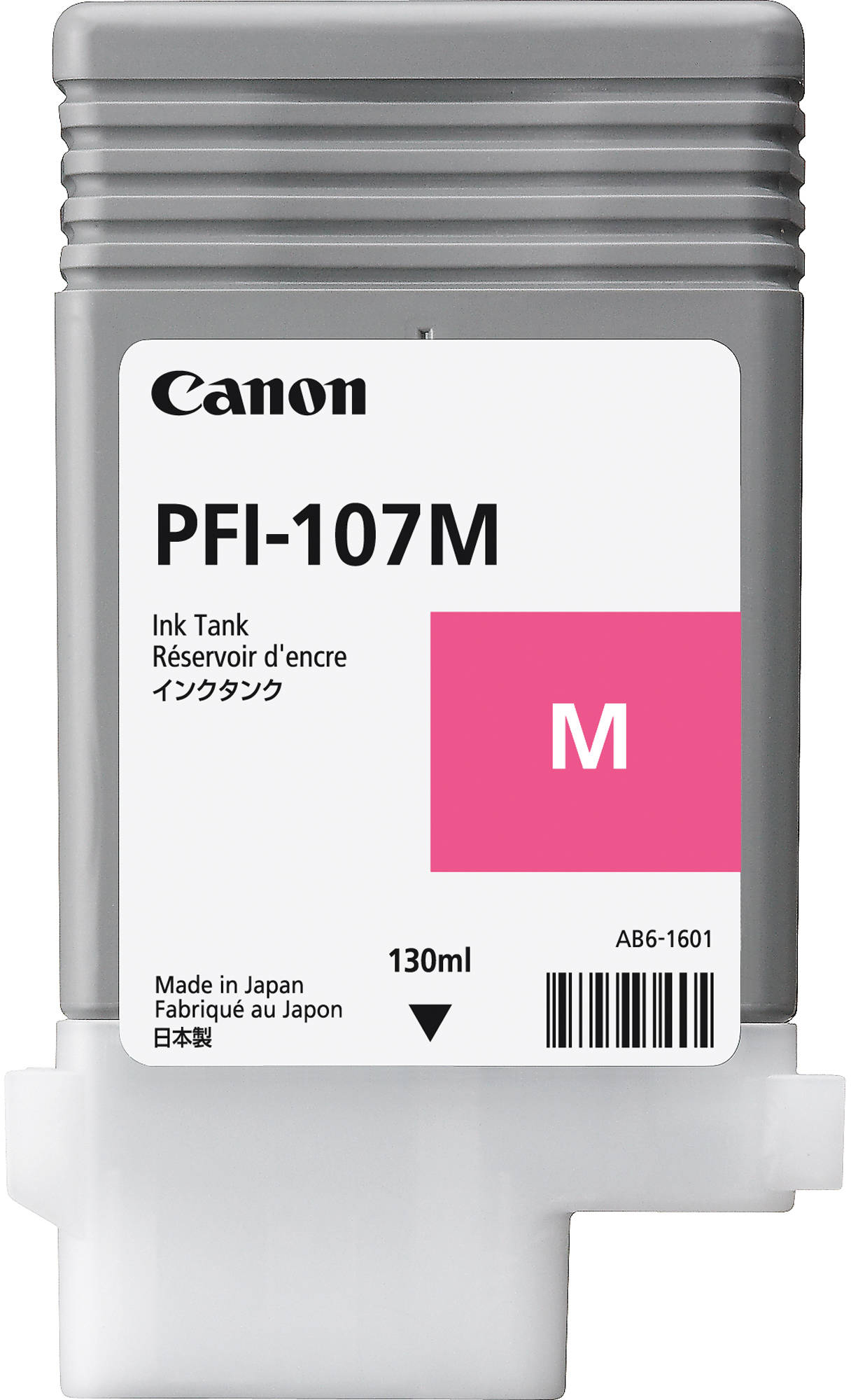 Canon PFI-107M (6707B001) - картридж для принтеров Canon iPF680/685/780/785 (Magenta)