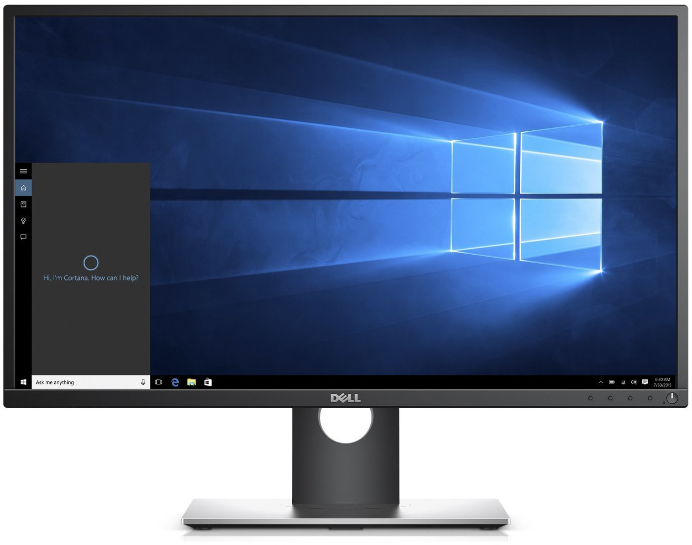 Монитор Dell P2317H 23'' TFT IPS (Black)