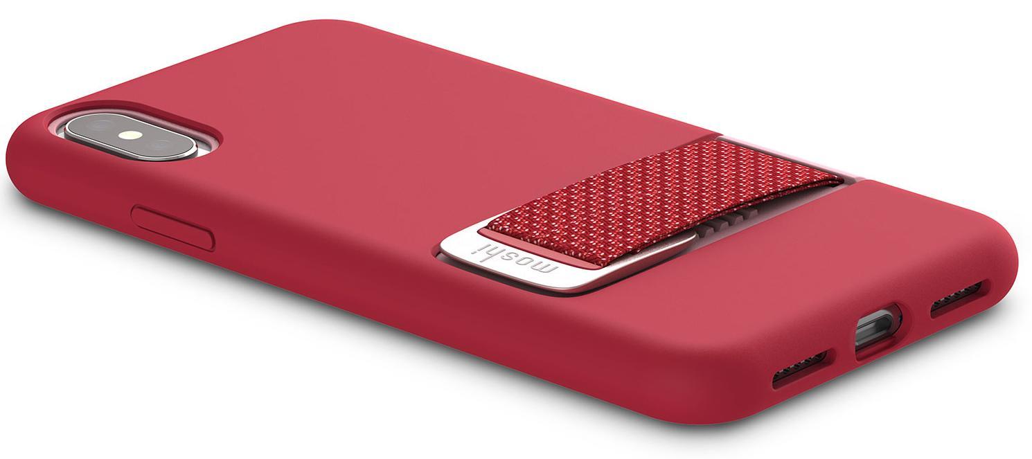 Чехол Moshi Capto (99MO114303) для iPhone Xs/X (Pink)