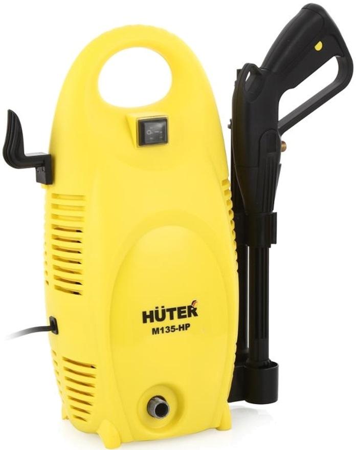 Huter M135-HP (70/8/13) - мойка высокого давления (Yellow/Black)