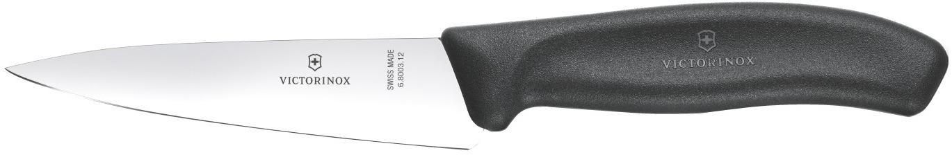 Victorinox 6.8003.12 - нож разделочный, лезвие 12 см (Black)