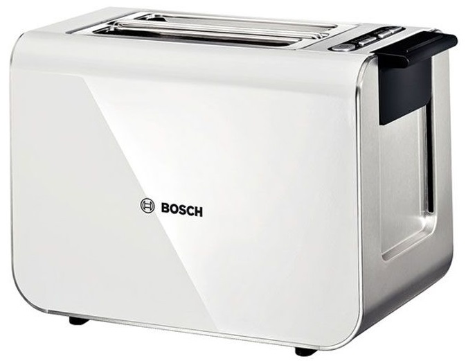 Bosch TAT 8611 - тостер (White)  bosch tat 8613 тостер black
