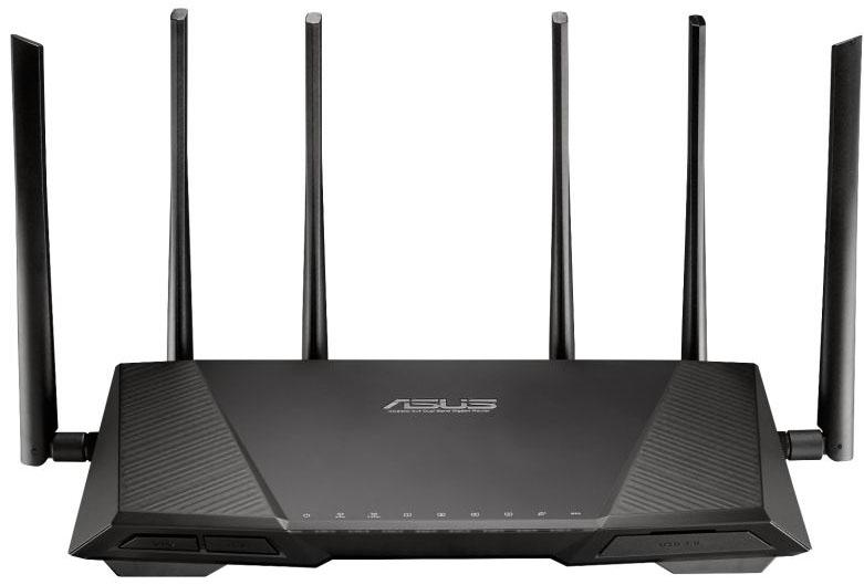 Tri-Band Wireless Gigabit Router